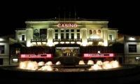 Imagem do Casino da Póvoa à noite