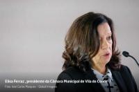 Elisa Ferraz, presidente/a da câmara de Vila do Conde
